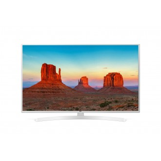 Телевизор LG 43UK6390 White