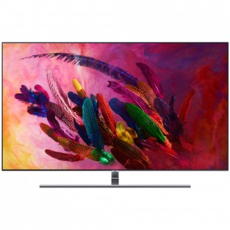 Телевизор Samsung QE55Q7FNA  Black