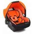 Детское автокресло-переноска Leader Kids Вояж Orange