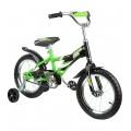 Детский велосипед Leader Kids G14BD622 зеленый