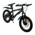 Детский велосипед Capella G16A703 Matt blue