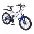 Велосипед Capella G20S650 blue