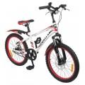 Велосипед Capella G20S651 red
