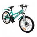 Велосипед Capella G20A704 Mint
