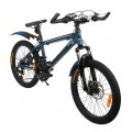Велосипед Capella G20A703 Matt blue