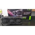 Видеокарта ASUS GeForce GTX 1070 (STRIX-GTX1070-O8G-GAMING) (1657Mhz/PCI-E 3.0/8192Mb/8008Mhz/256 bit/DVI/2xHDMI/HDCP) После Ремонта