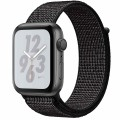 Смарт-часы Apple Watch S4 Nike+ GPS 40mm Black MU7G2RU/A