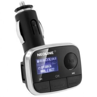 Автомобильный FM-модулятор Neoline Bliss FM