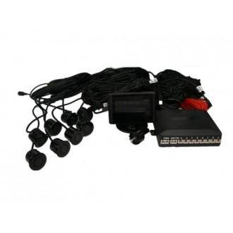 Автомобильный парковочный  радар Cenmax РS-8.1 Black