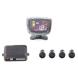 Автомобильный парковочный радар Rolsen RPS-300B