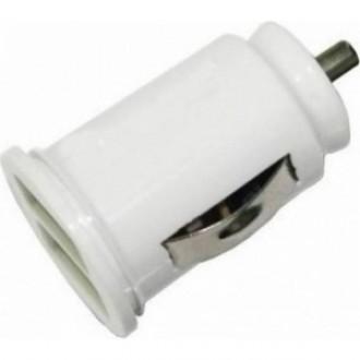 Автомобильное зарядное устройство Rolsen RPA-12U2W White