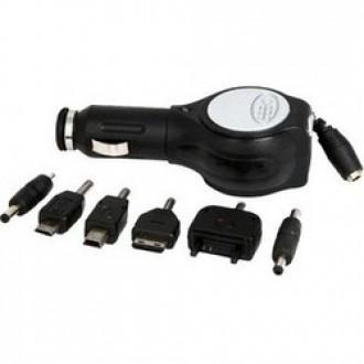 Автомобильное зарядное устройство Wiiix CH-U6-1 Black