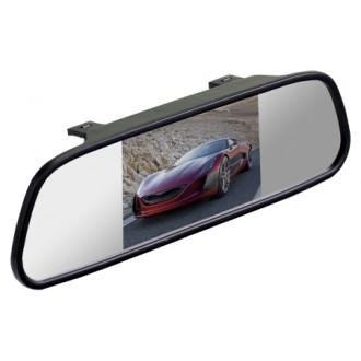 "Монитор для камеры заднего вида Silverstone F1 Interpower Зеркало 4,3"""