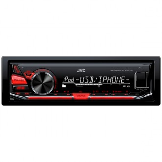 Автомобильная магнитола JVC KD-X230