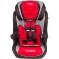 Автокресло детское NANIA Beone SP LX (agora carmin), красный/серый