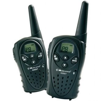 Радиостанция Midland G 55XT 2шт.