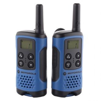 Радиостанция Motorola TLKR-T41 Blue