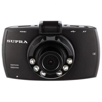 Автомобильный видеорегистратор Supra SCR-33HD