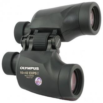 Бинокль Olympus 10x42мм EXPS I черный