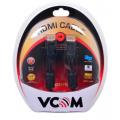 Кабель VCOM HDMI - HDMI (VHD6020D-3MB) ver.1.4-3D, 3m, Blister