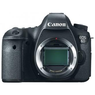 Фотоаппарат зеркальный Canon EOS 6D Body Black