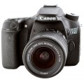 Фотоаппарат зеркальный Canon EOS 70D Kit 18-55mm IS STM Black