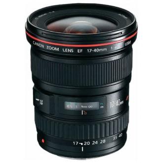 Объектив премиум Canon EF 17-40mm f/4L USM 8806A007