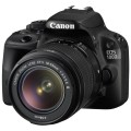 Фотоаппарат зеркальный Canon EOS 100D Kit EF-S 18-55mm DCIII Black