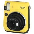 Фотоаппарат моментальной печати Fujifilm Instax Mini 70 Yellow