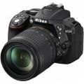 Зеркальный фотоаппарат Nikon D5300 Kit 18-105 VR черный