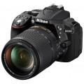 Зеркальный фотоаппарат NIKON D5300 kit 18-140 VR черный
