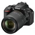 Фотоаппарат зеркальный Nikon D5600 Kit AF-S 18-140 VR Black