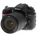 Фотоаппарат зеркальный Nikon D7200 Kit 18-140 mm VR Black
