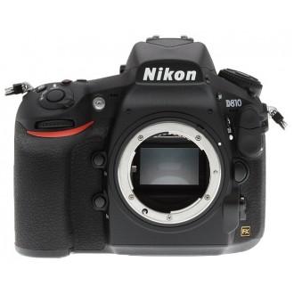 Фотоаппарат зеркальный Nikon D810 Body  VBA410AE  Black