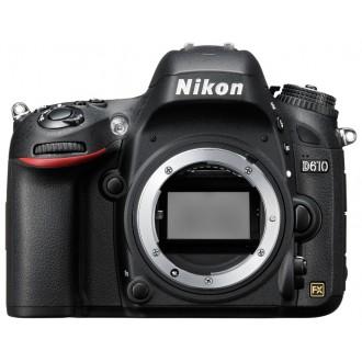 Фотоаппарат зеркальный Nikon D610 Body Black