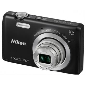 Фотоаппарат цифровой Nikon Coolpix S6700 Black