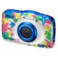 Фотоаппарат цифровой Nikon Coolpix W100 Marine