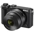 Фотоаппарат Nikon 1 J5 Kit 10-30 mm  Black