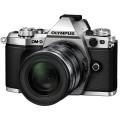 Фотоаппарат со сменной оптикой Olympus OM-D E-M5 Mark II Kit 12-50 mm (V207042SE000) Silver