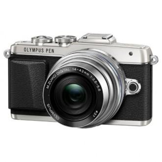 Фотоаппарат Olympus Pen E-PL7 Kit 14-42 mm Silver