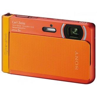Фотоаппарат цифровой Sony Cyber-shot DSC-TX30 Orange