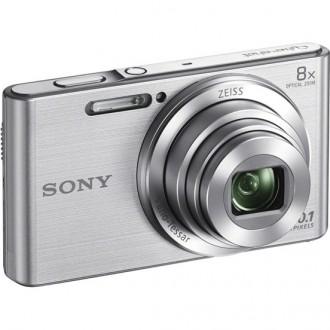 Фотоаппарат цифровой Sony Cyber-shot DSC-W830 Silver