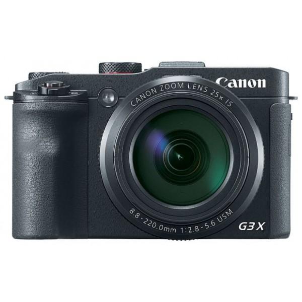 Фотоаппарат цифровой Canon PowerShot G3 X Black