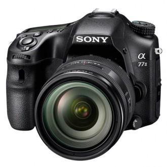 Фотоаппарат зеркальный Sony Alpha SLT-A77 II Kit 16-50  ILCA77M2Q.CEC Black