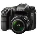Фотоаппарат зеркальный Sony Alpha A68 Kit 18-55 Black