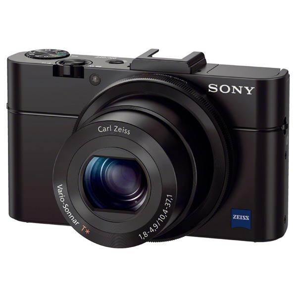 Фотоаппарат цифровой Sony Cyber-shot DSC-RX100 II Black