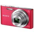 Фотоаппарат цифровой Sony Cyber-shot DSC-W830 (DSCW830P.RU3) Pink