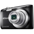 Фотоаппарат цифровой Nikon Coolpix A100 Black