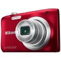 Фотоаппарат цифровой Nikon Coolpix A100 Red