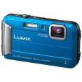 Фотоаппарат цифровой Panasonic Lumix DMC-FT30 Blue